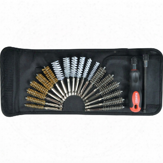 Kennedy Cleaning & Decarbonising Brush Set 20-pce