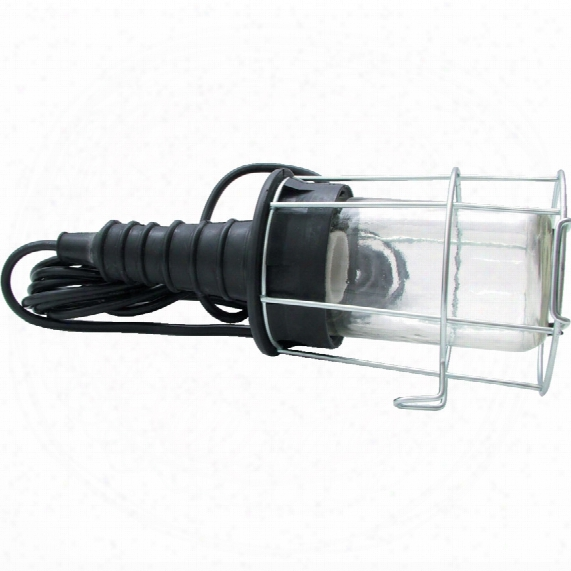 Kennedy Lead Lamp 240v Wire Cage
