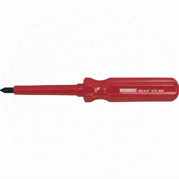 Kennedy No.0 Cross Pt Insulated Screwdriver