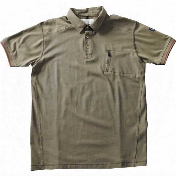 Mascot Kreta Frontline Men's Green Polo Shirt - Size Xl