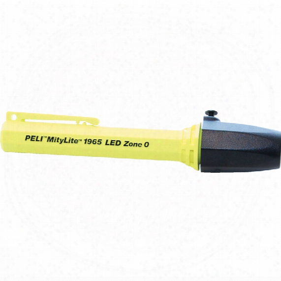 Peli 1965z0 Mitylite Led Torch Yellow