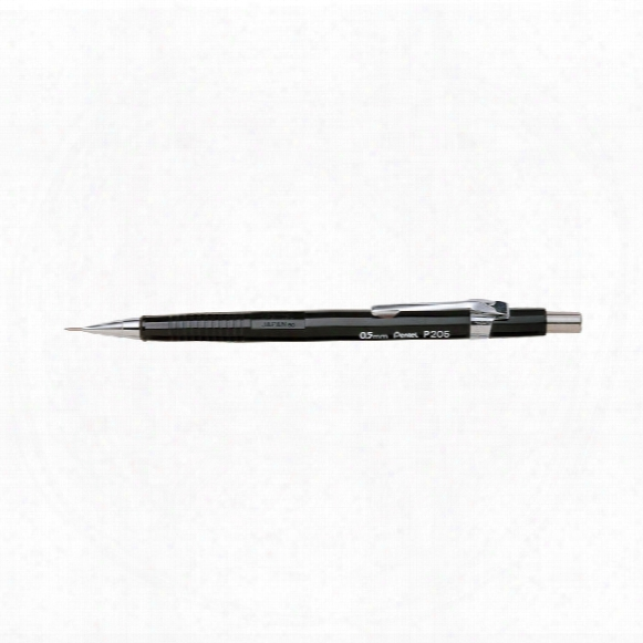 Pentel P205 Auto Pencil (black)