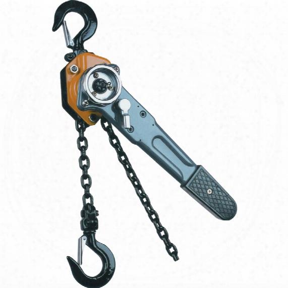 Ttc Lifting Gear Db50 Lever Hoist 0.50 Tonne X 1.5m Chain