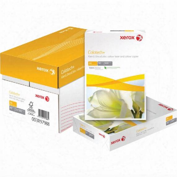 Xerox Colotech A4 Copy Paper 100gsm (pk-500)