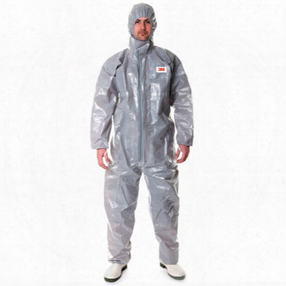 3m 4570 Coverall Grey Type-3/4/5/6 (3xl)
