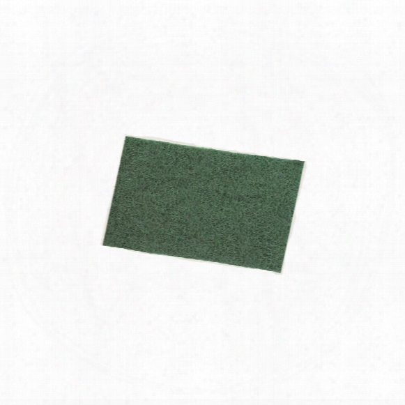 3m 7486 Scotchbrite Hand Pad Acrs - Dark Green