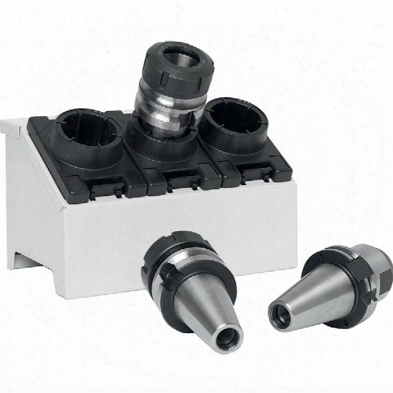 Bott 15002059.16 Iso/bt40 3 Lo C. Tool Block C/w Inserts