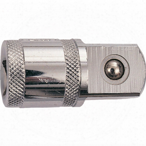 "Kennedy-pro 3/4"" Square Male Adaptor 1/2"" Sq Dr"