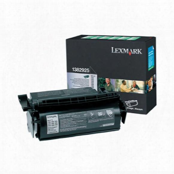 Lexmark 17.6 Optra S Cart Blk 1382925