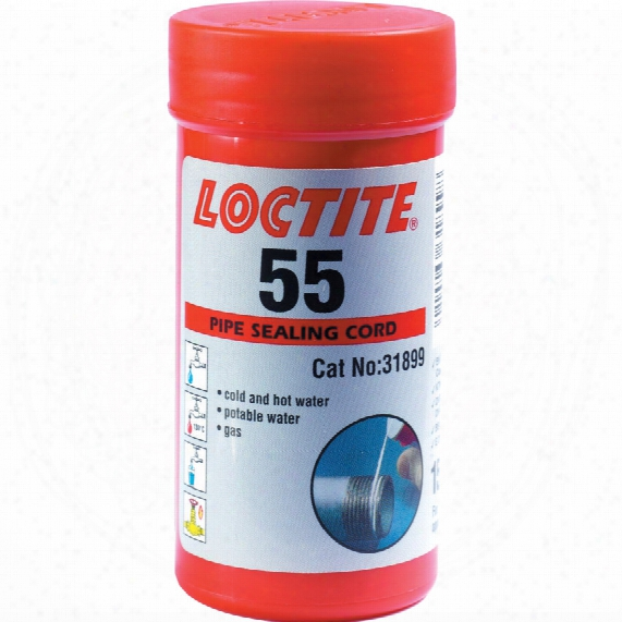 Loctite 55 Pipe Sealing Cord 150mtr