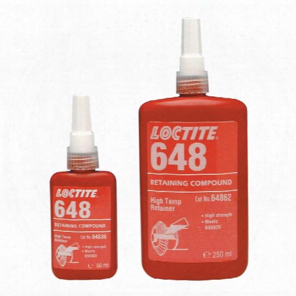 Loctite 648 Adhesive 250ml
