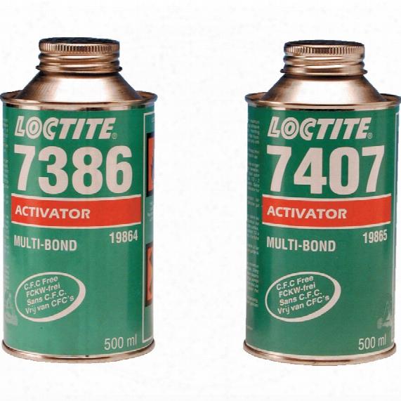 Loctite 7386 Multi-bond Activator 500ml
