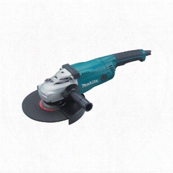 Makita Ga9020kd/1 230mm 2000w Angle Grinder With Diamond Blade - 110v