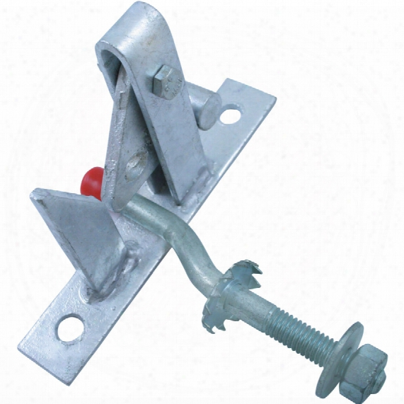 Matlock Self Locking Auto Gate Catch Galvanised Pre-packed