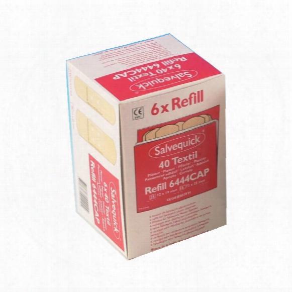 Medikit Fabric Plaster Refill (6x40)