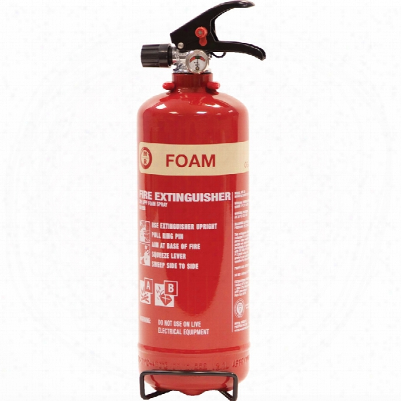Moyne Roberts Mf20 2ltr Foam Extinguisher Rating 8a/55b