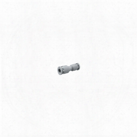 Rexroth Pneumatics Qr1 Series Straight Plug Connector 8mm To 6mm