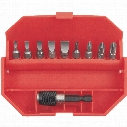 Kennedy 10-Pce Screwdriver Bit Set