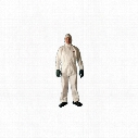 Kimberly Clark Professional 96830 Kleenguard A50 Coveralls White Large