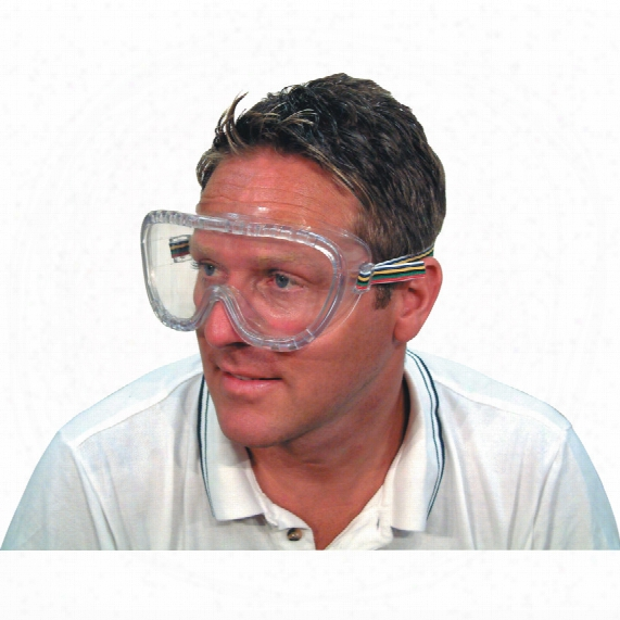 Tuffsafe Anti-mist Safety Goggles