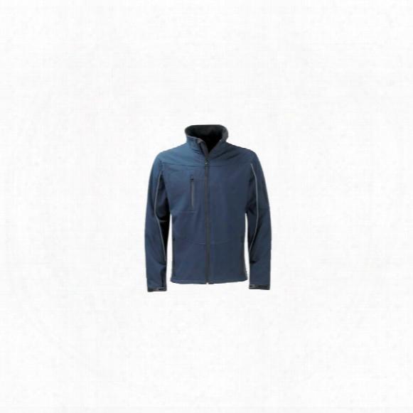 Tuffsafe Executive Men's Navy Soft Shell Jacket - Size S