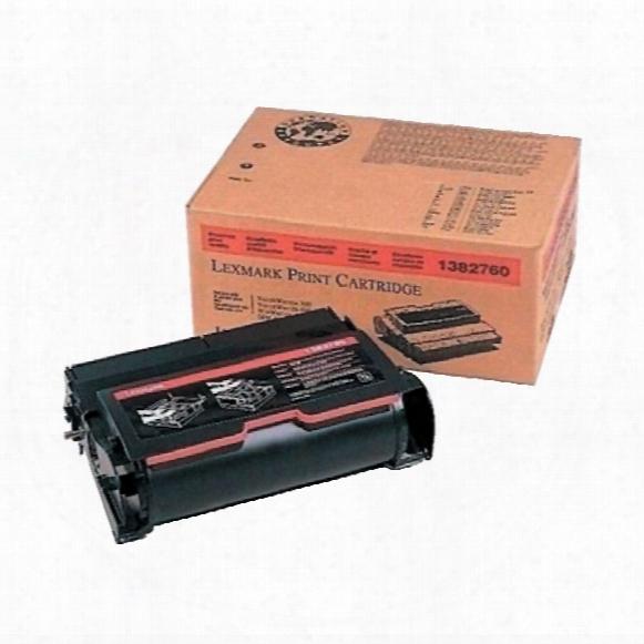 Ibm Lexmark Toner Cart Black Ibm4037