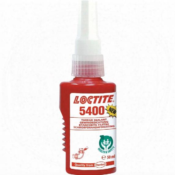 Loctite 5400 Medium Strength Threadlock Adhesive 50ml
