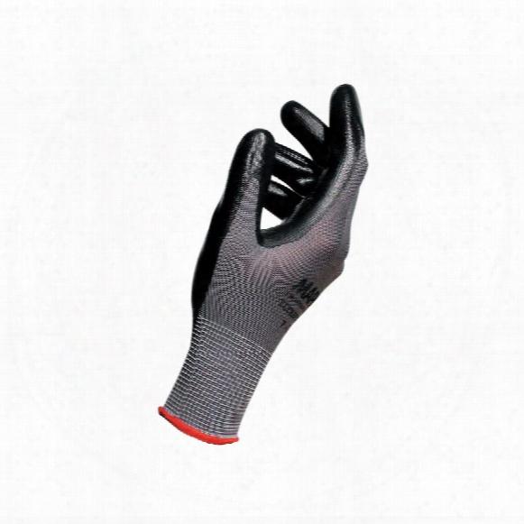 Mapa Professional Ultrane 553 Nitrile H/dext. Gloves Black Sz.7 Pr