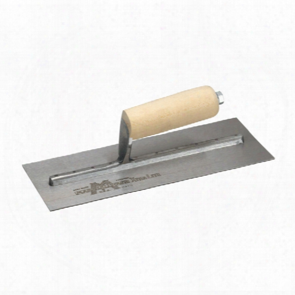 Marshalltown Mx1 Plasterers Finishing Trowel
