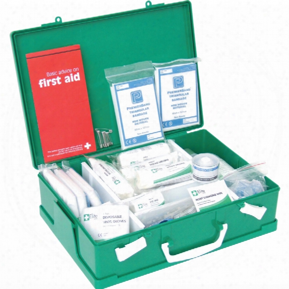Medikit Hse Medium Catering Kit 2 0 Person Abs Box