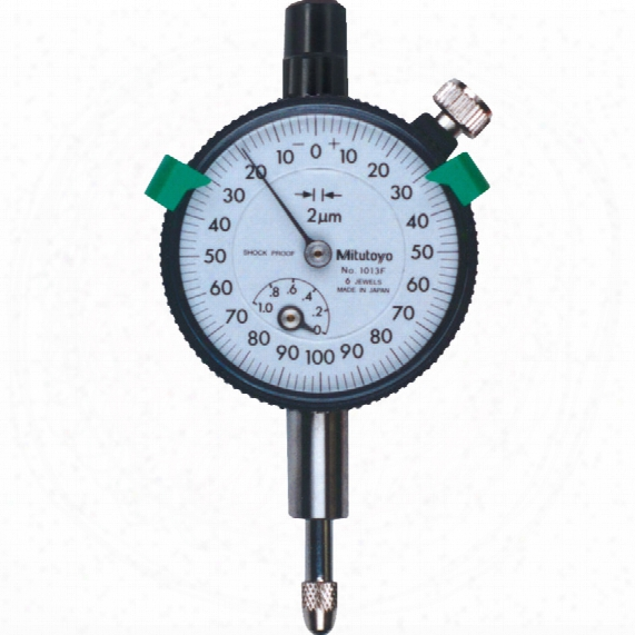 Mitutoyo 1013s-10 (1013f) Dial Indicator