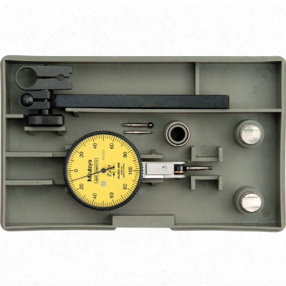 Mitutoyo 513-402t Dial Test Indicator Set