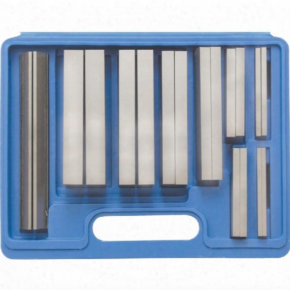 Oxford Gp102 Steel Parallel Set (8-prs Content)