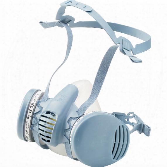 Scott Health And Safety 6032071 Profile2 Half Face Respirator Mask M/l