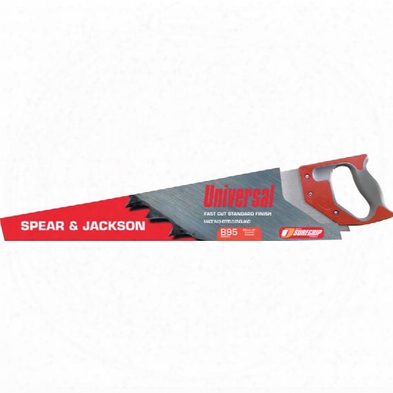 "Spear & Jackson B9522 22""x8pts Hard Point Saw"