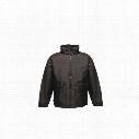 Regatta Tra301 800 Hudson Men'S Black Jacket - Size 2Xl