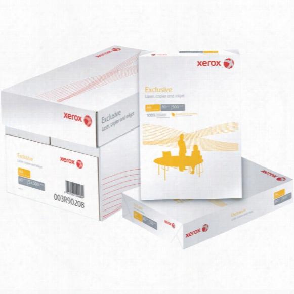 Xerox Exclusive (pk-500) A4 80gsm Copier Paper