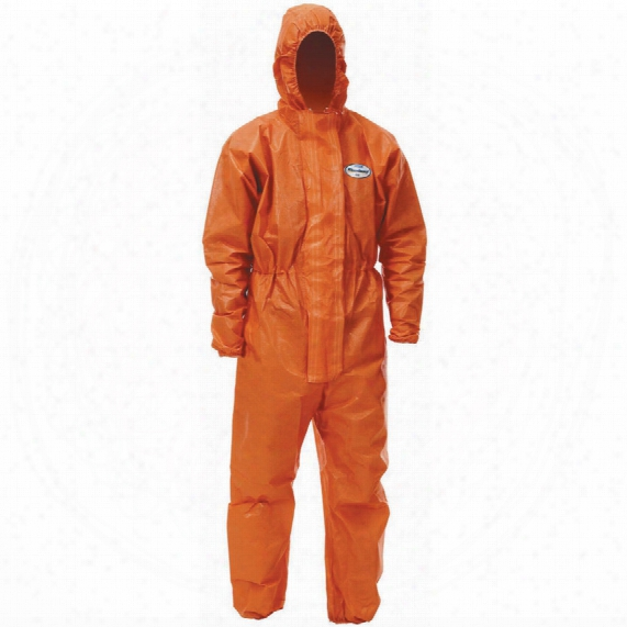 96530 Kleenguard A80 Coveralls Orange X/large