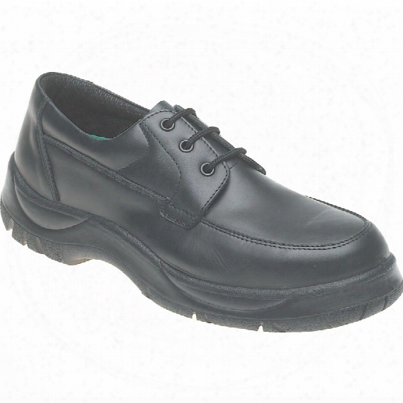 Himalayan Black D/d Wide Grip Safety Shoe Size 9-310
