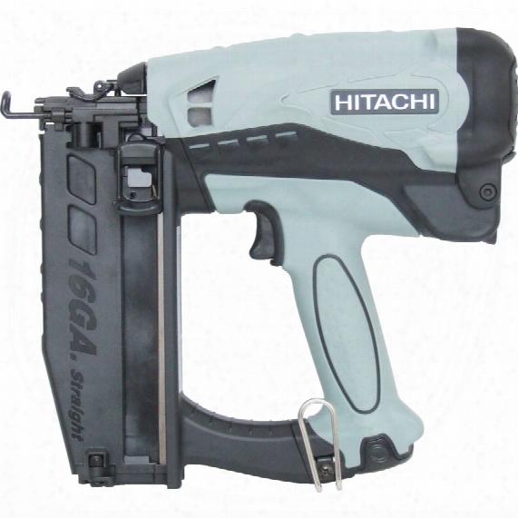 Hitachi Power Tools Nt65gs Cordless Finish Nailer 2x1.5ah Batts
