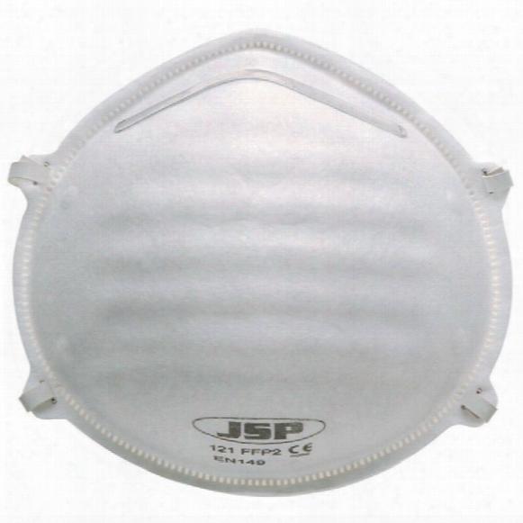 Jsp Bej120-001-000 Ffp2 (121) Moulded Mask (pk-20)
