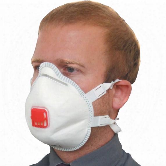 Jsp Bek130-001-000 Ffp3v (132) Moulded Mask (pk-5)