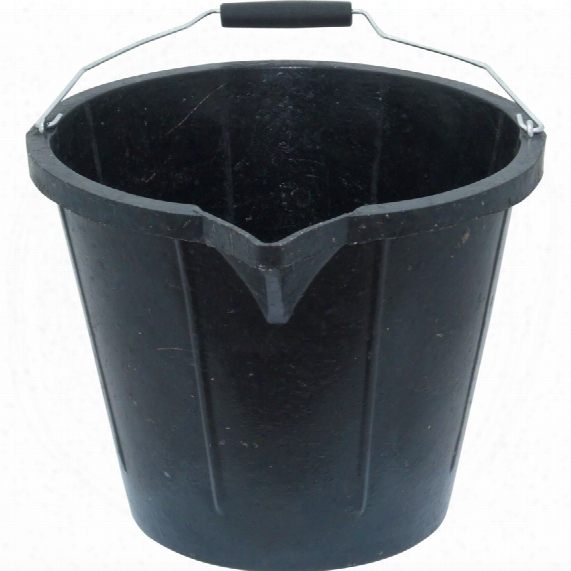 Kennedy 3 Gallon Rubatype Bucket