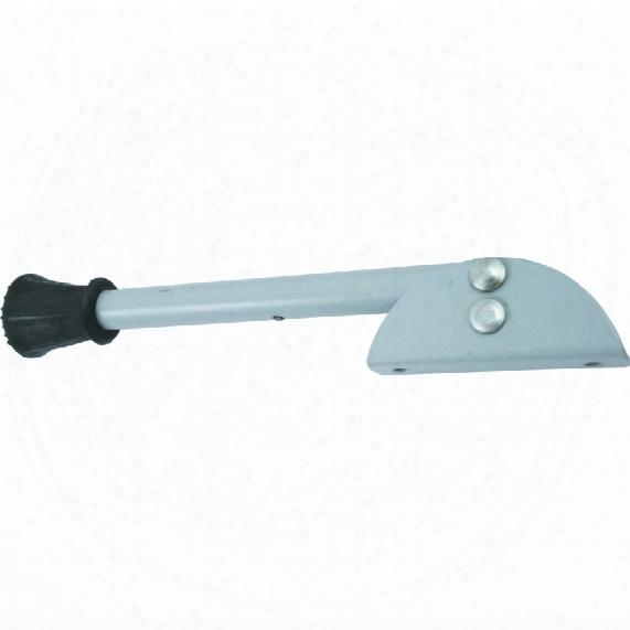 Matlock 150mm Door/gate Stop Grey
