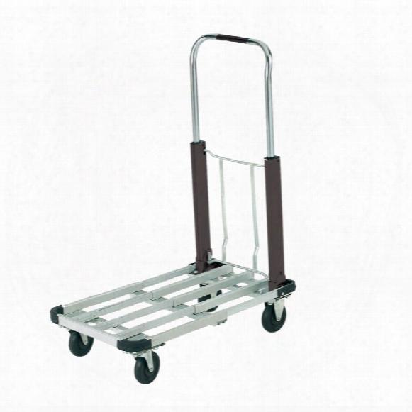 Matlock Folding Aluminium Trolley 150kg Capacity