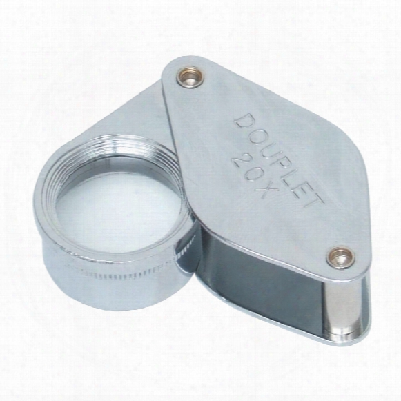 Oxford Fld-9 Doublet Magnifying Loupe 20x