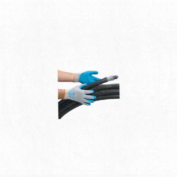 Polyco 8692 Reflex Sq Palm-side Coated Grey/blue Gloves - Size 10