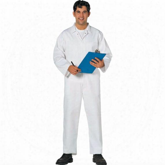 Portwest 2201 Food Boiler Suit White Medium