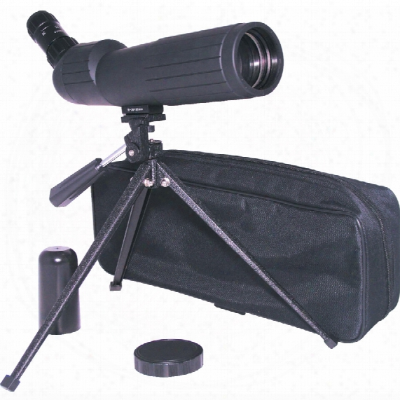 Rutland Pro Ss3650 Angled Spotting Scope 18-36x Magnification