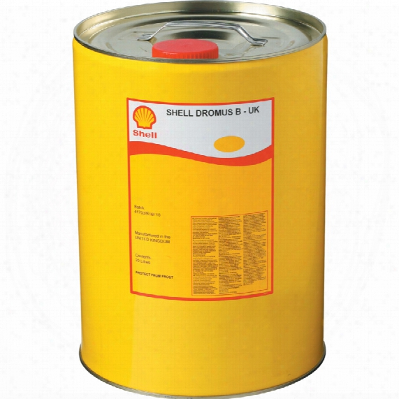 Shell Lubricants Dromus B Oil 20ltr